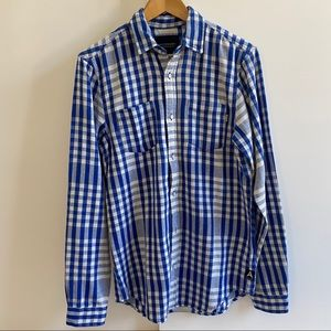 Scotch & Soda Flannel Shirt